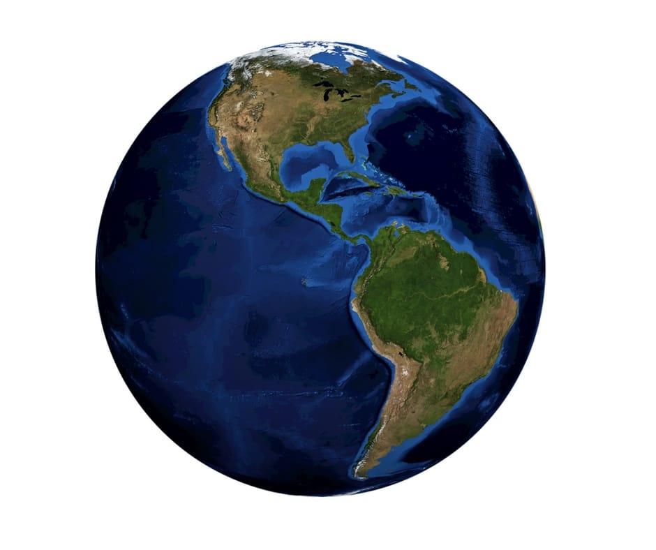 Cartina Fisica America Latina.Quiz Geografia Fisica America